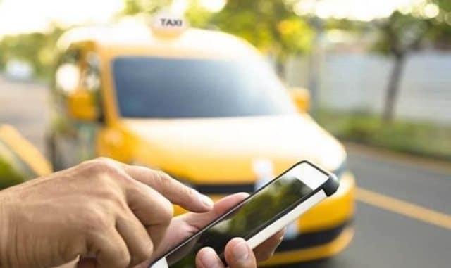 ساخت برنامه و اپلیکیشن تاکسی اینترنتی