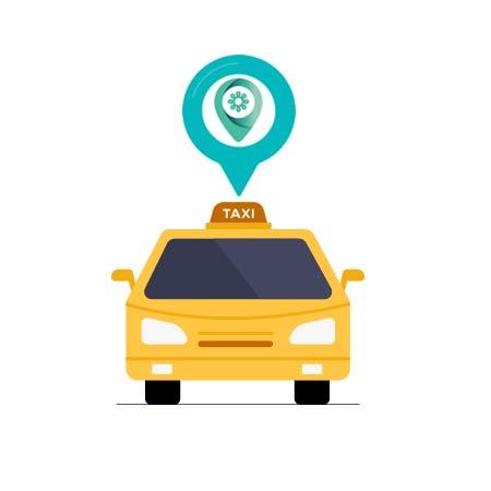 اپلیکیشن هوشمند درخواست خودرو اطلس