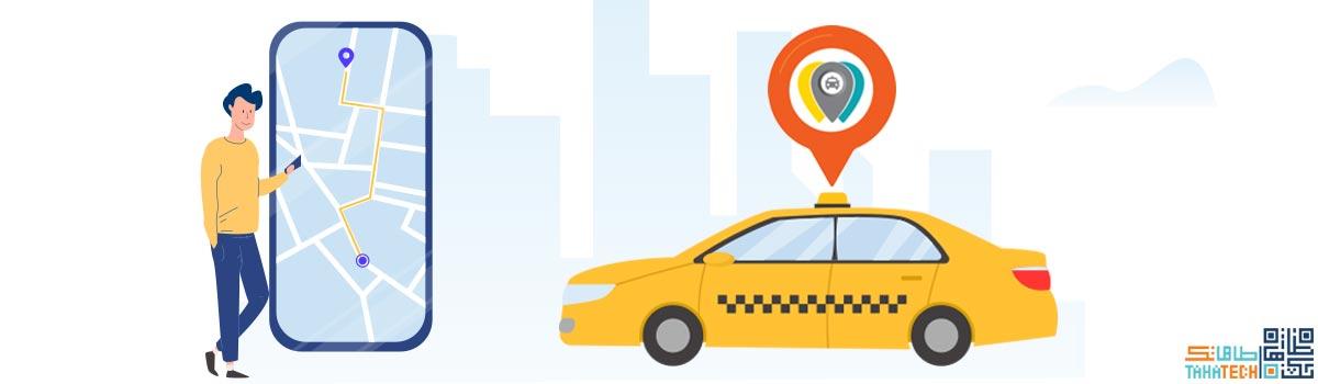 اپلیکیشن تاکسی آنلاین خوزستان