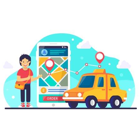 درباره خطرات تاکسی اینترنتی