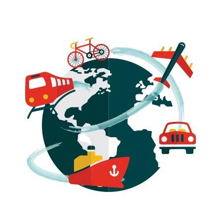 تگاهی به تکنولوژیهای حمل و نقل
