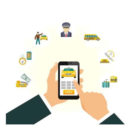 مراحل راهاندازی تاکسی اینترنتی در یک نگاه