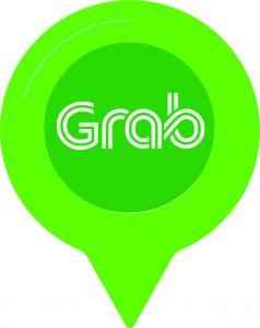 Grab taxi online