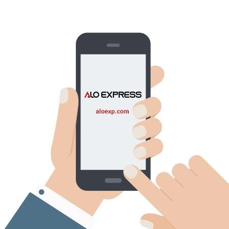طراحی اپلیکیشن فروشگاه انلاین الواکسپرس